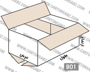 B01-carton-box-design – کارتن سبز تولید کننده انواع کارتن جعبه ورق کارتن سینگل فیس