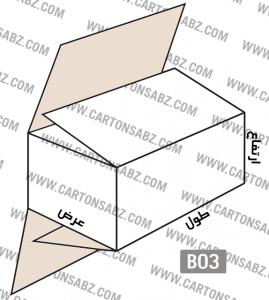 B03-carton-box-design – کارتن سبز تولید کننده انواع کارتن جعبه ورق کارتن سینگل فیس