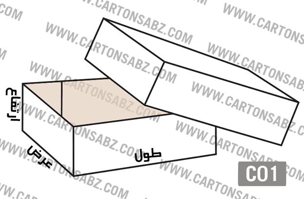 کارتنC01