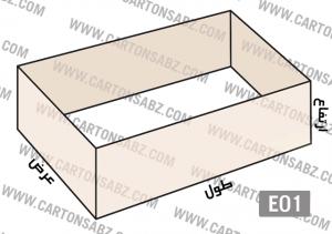 E01-carton-box-design –  کارتن سبز تولید کننده انواع کارتن جعبه ورق کارتن سینگل فیس