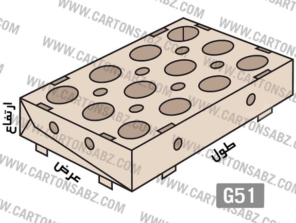 کارتنG51