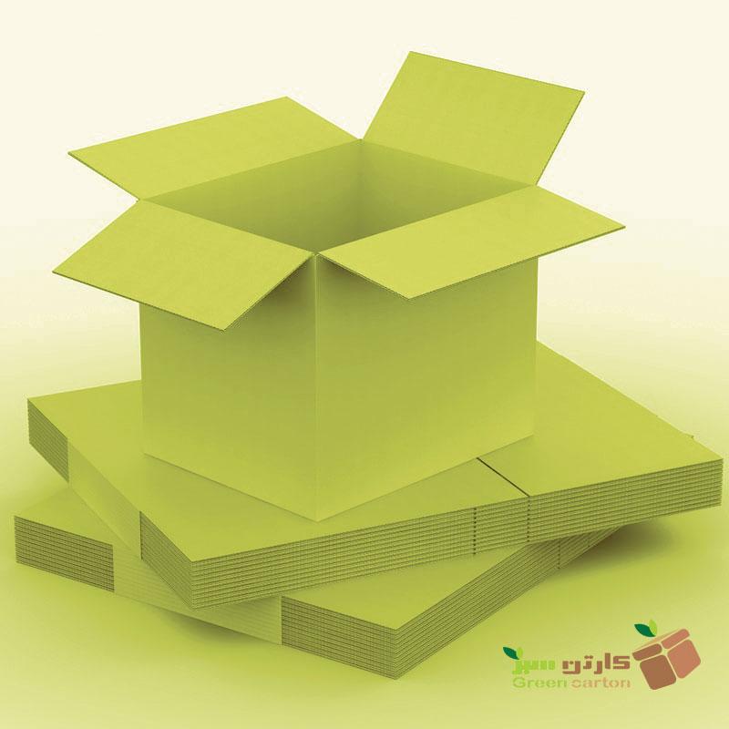 مزایایی سفارشجعبه بسته بندی در کارتن سبز