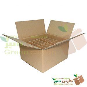کارتن جعبه مقوایی کارتن سبز دیکات سینگل فیس – carton box cartonsabz cardboard paperboard single face sheet