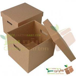 کارتن بایگانی – زونکن – Carton archive cardboard box